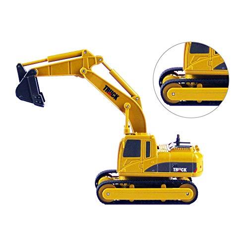 RC Auto kaufen Baufahrzeug Bild 3: SH-Flying RC Construction Truck, Auto Spielzeug, BAU Spielzeug, Innovative Mini-Fernbedienung LKW Bagger Fernbedienung Auto simulierte Auto Modell Spielzeug Bagger Spielzeug*