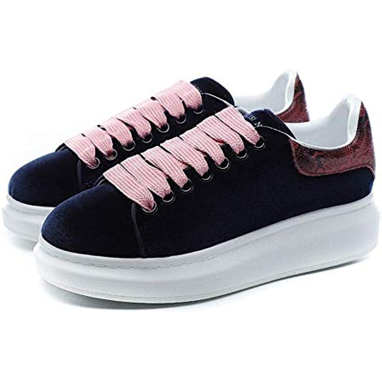 YSFU Baskets mode Baskets Femmes Automne Dames Chaussures Casual Chaussures Dames Vulcanisées Chaussures Femmes Casual Chaussures... - B07JXYCSVG - 52f5ff