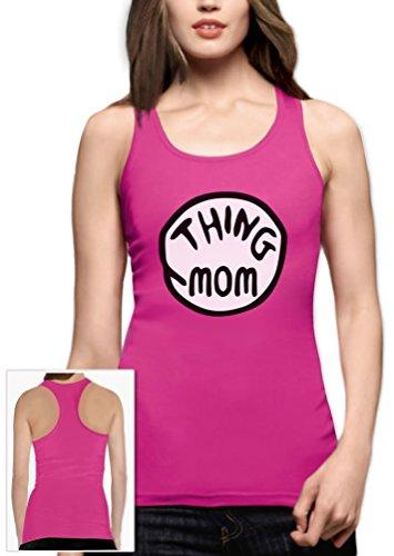 Sache Mom Racerback Beere X-Large Tank (Mom Kostüme Halloween Passenden)