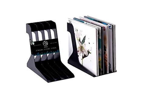 Audio Anatomy Vinyl-Schallplattenständer - Schwarz