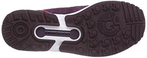 Adidas Zx Flux W Scarpe sportive, Donna Merlot F15-St /Merlot F15-St /Vivid Berry S14