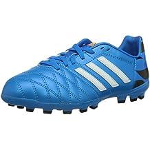 cheap for discount 5e1f6 90301 adidas 11Nova AG J - zapatillas de fútbol de cuero niño