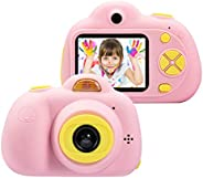 Sunower Kids Toys Camera for 3-6 Year Old Girls Boys, Compact Cameras for Children, Gift for 5-10 Year Old Boy