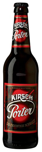 Lausitzer Kirsch Porter (Kirschbier; 0,5 l; 4,2% vol.)