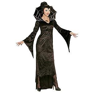 WIDMANN 05513 - Adult Costume Spiderella, vestido, talla L