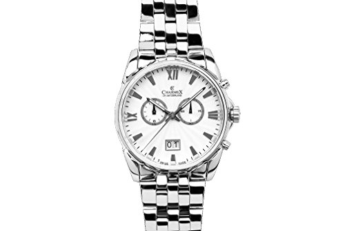 Charmex Reloj los Hombres Geneva Cronógrafo 2670