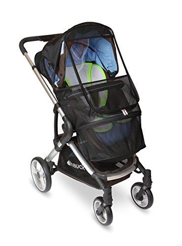 [Manito] Mesh Beta Mostquito Net / Moskitonetz für Kinderwagen und Sportkinderwagen, Augenschutzweit Windows- (Fedora Sitz)