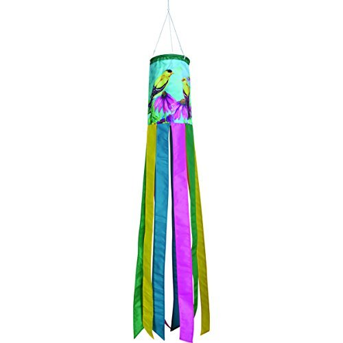 Premier Designs PD78696 Summer Goldfinches Windsock by Premier Designs