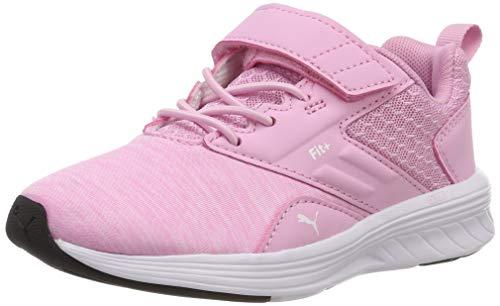 Puma Unisex-Kinder NRGY Comet V PS Sneaker, Rosa (Pale Pink-Puma White), 29 EU