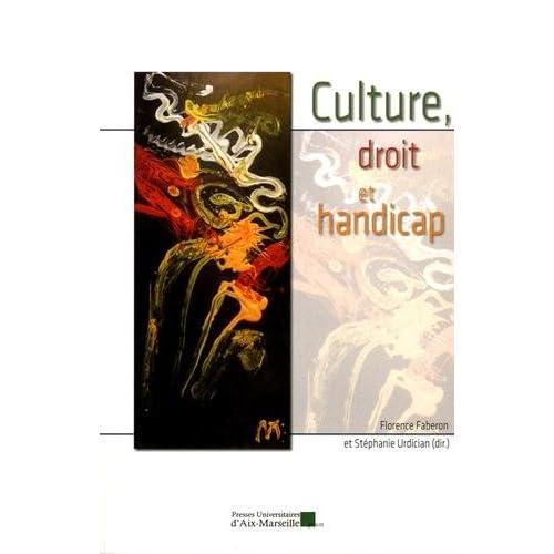 Culture, droit et handicap