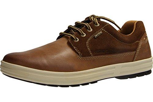 camel active LAPONIA GTX 395.11.04 hommes Chaussures à lacets Marron