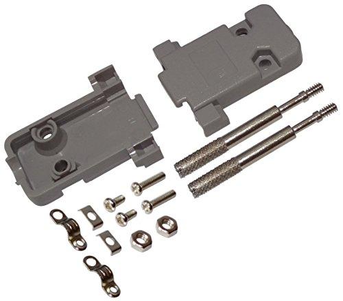 Preisvergleich Produktbild AERZETIX: 2x Gehäuse für D-Sub-Steckverbinder oder 9-polige D-Sub 15pin VGA-HD
