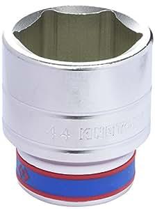 """KING TONY 633544M Douille Métrique 3/4"""" Standard, 44 mm"""