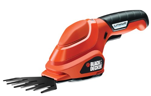 BLACK+DECKER GSL200-QW Cesoia a Batteria, al Litio, 3.6 V