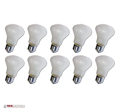 10 x Glühlampe Glühbirne 100W 100 Watt MATT E27 Krypton Glühbirnen Glühlampen Leuci von Leuci bei Lampenhans.de