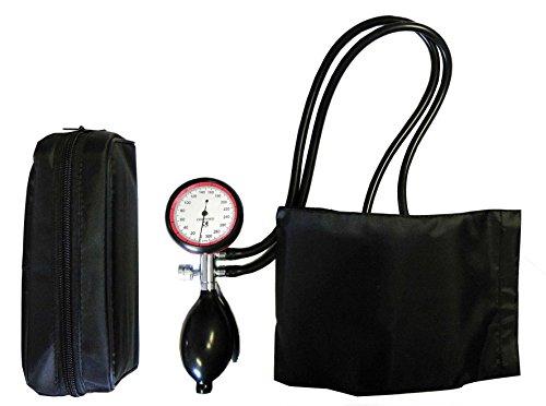 Blutdruckmessgerät Oberarm 2-Schlauch K II 1 Stück m. Etui Marke Tiga-Med Gold 2 Blutdruckmessgeräte zertifizierte Qualität