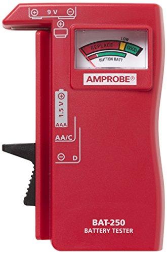 Preisvergleich Produktbild AMPROBE bat-250 Akku Tester