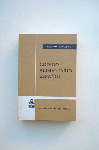 Código alimentario español