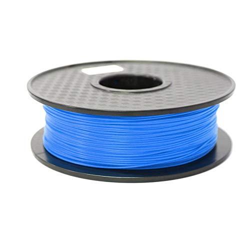 Yao PanTech 3D Printing Filament PETG 1.2Kg PLA ABS Printer + Wood Carbon Fibre Sky Blue