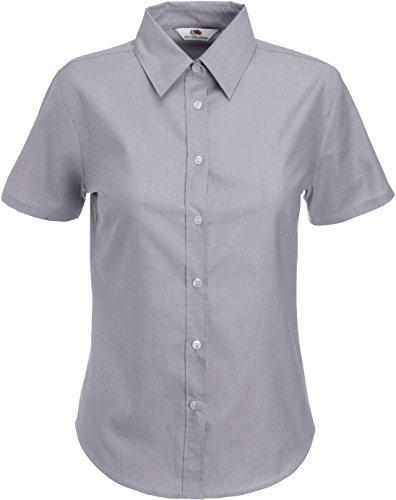 Oxford Bluse Oxford Grey