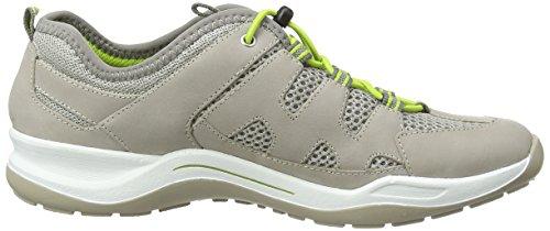 Remonte Dorndorf r5400, Chaussures de sport femme Gris - Grau (quarz/frost / 40)