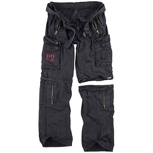 Surplus Royal Outback Trousers- Gr. L, Royalblack - Mann Authentisch Baumwolle