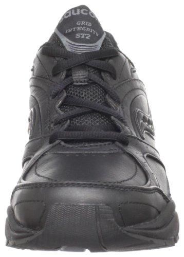 Saucony  Running Progrid Integrity St2, Chaussures de marche pour femme Noir