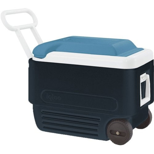 igloo-maxcold-40-roller-jet-carbon-ice-blue-white-cooler-chiller-cool-box-for-camping-gigs-and-event