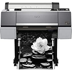 Epson SureColor SC-P6000 STD imprimante grand format - Imprimantes grand format (2880 x 1440 DPI, Jet d'encre, ESC/P-R, Cyan, Noir pâle, Noir très pâle, Noir mat, Photo noire, Magenta vif clair, Magenta vif, Jaune, PrecisionCore TFP, A1 (594 x 841 mm))