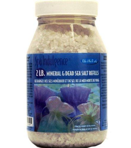 Life Of The Party Bath Salt Refill 2Lb-Mineral & Dead Sea