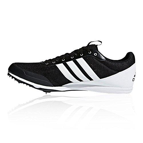 adidas Distancestar, Chaussures DAthlétisme Homme Noir