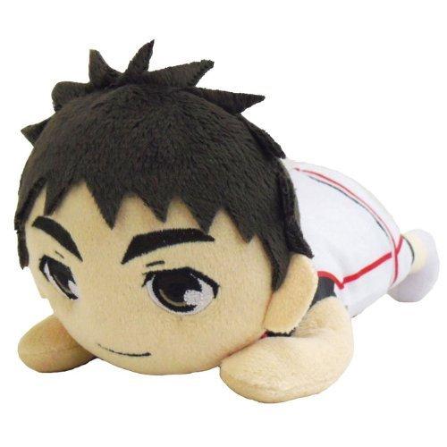 Kissen Mini Kikichi Teppei Nesoberi Kurokos Basketball (Japan-Import) (Kuroko Kissen)