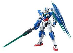 BANDAI Mobile Suite Gundam OO MG GNT-0000 Double O Quant - 1/100 Escala Kit Modelo de construcción