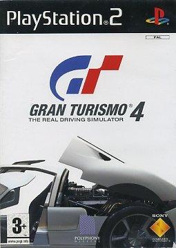 Gran Turismo 4 (Ps2-gta 4)