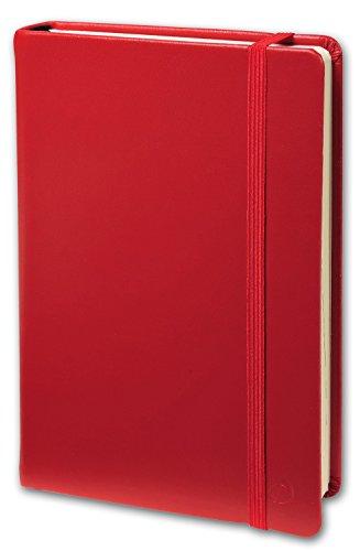 Quo Vadis 97106801NQ Rubrica Telefonica, 10 x 15, Rosso
