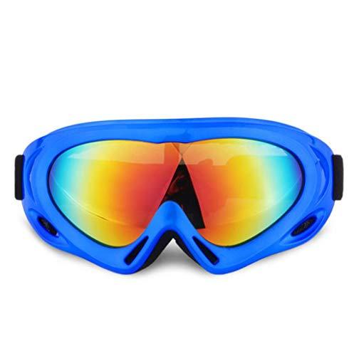 PFSYR Kinder-Skibrille - Kompatible Schneebrille für Jungen und Mädchen mit 100% UV-Schutz Best...