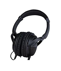 Callmate 6 Speaker Headphone with Super Bass for Mobiles, Tablets and Computers