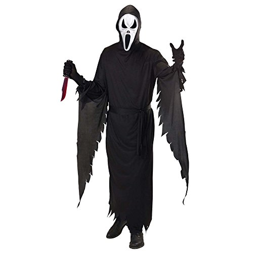 Imagen de widmann 599386031  disfraz de fantasma scream adulto talla s alternativa