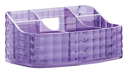 Gedy GL007900300 Porta Maquillaje Lila