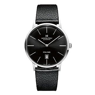 Hamilton Reloj Analogico para Mujer de Automático con Correa en Cuero H38755731