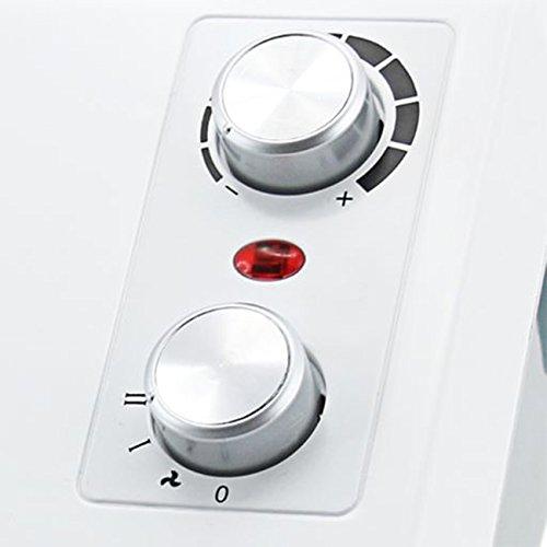 Emerio BH-109304 Calefactor de Aire Para Baño, 2000 W, 230 V, Blanco