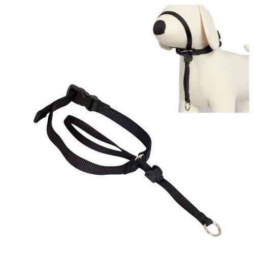 Farm Company Collare/museruola Gentle Leader - Collare/museruola regolabile, da addestramento, per cani di tutte le taglie (Medium)