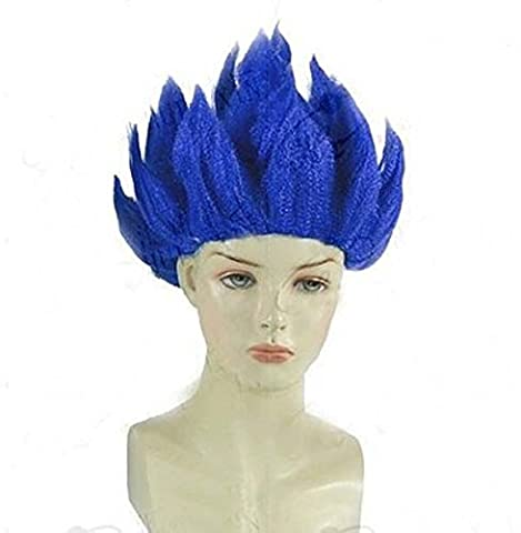 eturke Anime court Dragon Ball Goku Parti Halloween Costume Cosplay Perruques