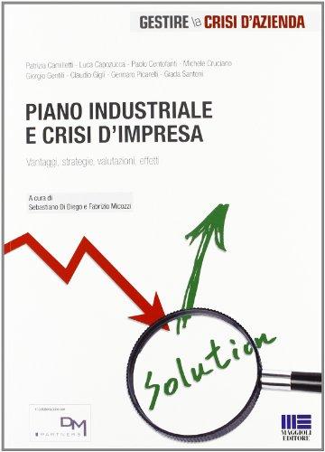 Piano industriale e crisi