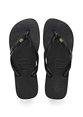 81d203a3b466 Havaianas Unisex Adults  Brasil Flip Flops  Amazon.co.uk  Shoes   Bags