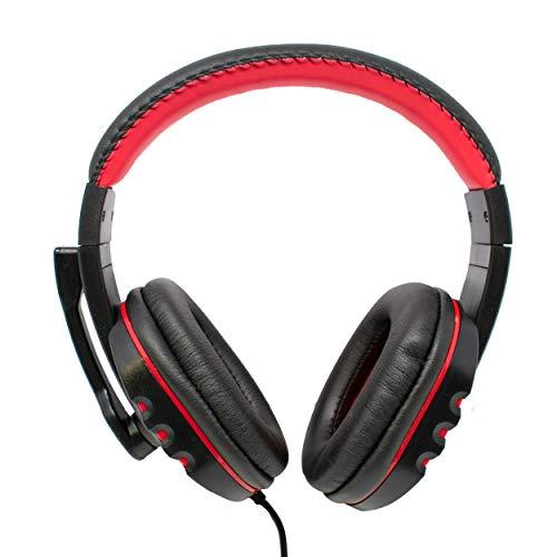 Dynamode MX-878 Auricolare USB con Microfono   Controllo del Volume Inlinea    Cuffie Stereo 0bbc9ac6e599
