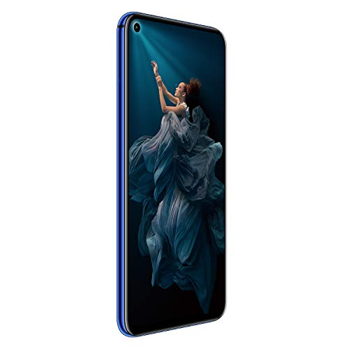 honor 20 sapphire blue - smartphone 6 gb ram e128 gb di memoria