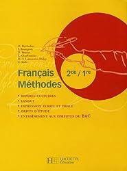 Français 2e 1e : Méthodes