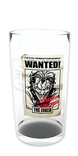 Vistoenpantalla Vaso Joker. Batman. DC Comics