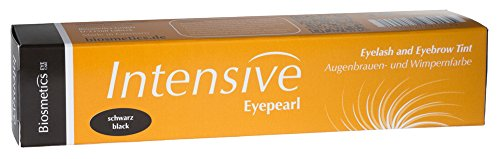 Biosmetics Intensive Augenbrauen und Wimpernfarbe 20ml schwarz